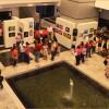 """Inauguró Centro Cultural Tamaulipas exposiciones  """"100 Imágenes"""" y """"Narrativa callejera"""""""