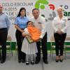 Anuncia Gobierno de Egidio  más becas para Matamoros