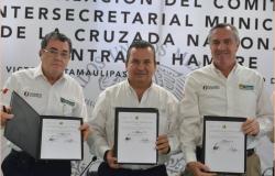 La capital realizará las primeras 107 acciones comunitarias en la Cruzada Nacional Contra el Hambre