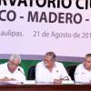 Seguridad pública, más alta  prioridad de mi gobierno, afirma ETC