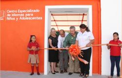 Inaugura rector nuevas instalaciones del CEINA-UAT