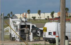 Guardia Nacional llega a la frontera de Texas con México