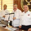 Entrega UAT proyecto ejecutivo para la restauración del palacio municipal de Tampico