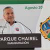Inauguran en Tampico el  Parque Recreativo Chairel