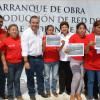 Cumple EPN con obra social para Matamoros