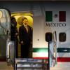 Regresa EPN a México tras gira por California