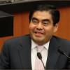 Miguel Barbosa, nuevo presidente del Senado