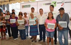 Llega Cruzada Contra el Hambre  con apoyos sociales a Río Bravo