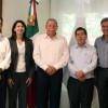 Oficializan a Javier Villarreal Terán  como delegado estatal de la SE