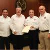 Impulsan Gobierno del Estado y Ayuntamiento de Tampico  remodelación  del interior del Palacio Municipal