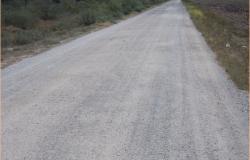 Mejoran la movilidad terrestre en San Fernando, Pavimentan 13.5 kilómetros de caminos rurales