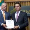 Firma Torre Cantú con Pemex convenios para inversión y empleo
