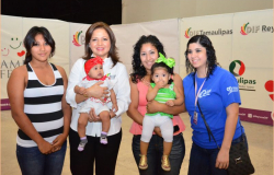 Realiza DIF Reynosa encuentro regional de madres adolescentes