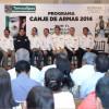 """Arranca programa """"Canje de Armas 2014"""""""