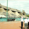 Recorre el Gobernador Egidio Torre áreas afectadas por Dolly