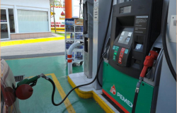 Mañana, nuevo aumento a las gasolinas