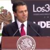 Peña Nieto encabeza comida con Los 300 líderes más influyentes
