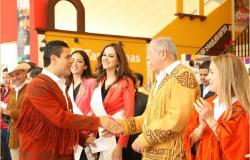 Estrechan Tamaulipas y Zacatecas lazos de amistad y hermandad en la Fenaza 2014
