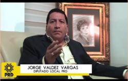 A la opinión pública en general: Jorge Valdez Vargas