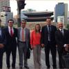 Expone Tamaulipas ventajas competitivas en Corea del Sur y Japón