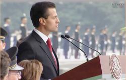 Peña Nieto aboga por construir una Nación con nuevas actitudes