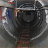 Concluirán en octubre el hidrotúnel en Tampico