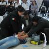 Capacitan a tamaulipecos en técnicas para salvar vidas