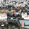 Se estrena Gendarmería en el desfile de la capital