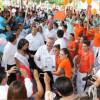 Relaiza rector de la UAT gira de trabajo en Ciudad Mante