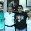 Gana tamaulipeco Campeonato  Internacional de Taekwondo