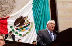 Palabras del Diputado Marco Antonio Bernal ante el pleno del Congreso