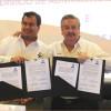Firma Rector convenio de la UAT con el Servicio de Administración Tributaria (SAT)