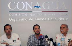Activan Conagua y Protección Civil medias de seguridad ante crecientes de ríos