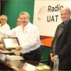 Celebran 22 años de Radio UAT