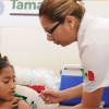 Protege Salud a tamaulipecos a través de Programa de Vacunación Universal