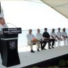 Inicia Egidio obra de nueva estación naval y preside reunión del Grupo de Coordinación Tamaulipas