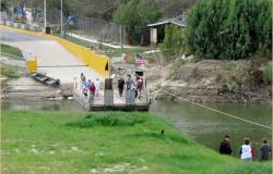 Cierran temporalmente el Chalán por lluvias