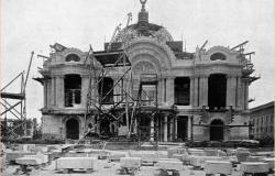"""""""Nos vemos en Bellas Artes"""": el palacio de 80 años que reúne a México"""