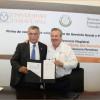 Firman convenio UAT y el Supremo Tibunal de Justicia de Tamaulipas