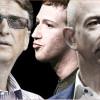Los 'hombres tecnológicos' más ricos de EU