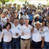 Beneficia Gobierno de Tamaulipas a Agricultores