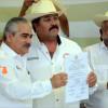 Designan a Florentino Sáenz como  dirigente de la CNC en Tamaulipas