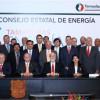 Instala Gobernador Consejo Estatal de Energía