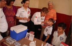 Coordinan  esfuerzos  Gobierno Municipal de Tampico  y Secretaria de salud en Semana Nacional de Salud 2014.