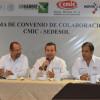 Se suma la CMIC a la Cruzada Contra el Hambre en Tamaulipas