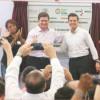 Presume EPN seguridad en Nuevo León