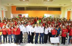 Fortalecen Comités Comunitarios  a la Cruzada Contra el Hambre en San Fernando