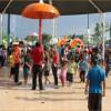 Intensifica Gobierno del Estado construcción de parques de barrio
