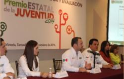 Evalúan propuestas del Premio Estatal de la Juventud 2014