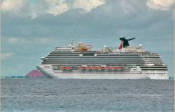 Regresa crucero a EU con pasajera expuesta a ébola